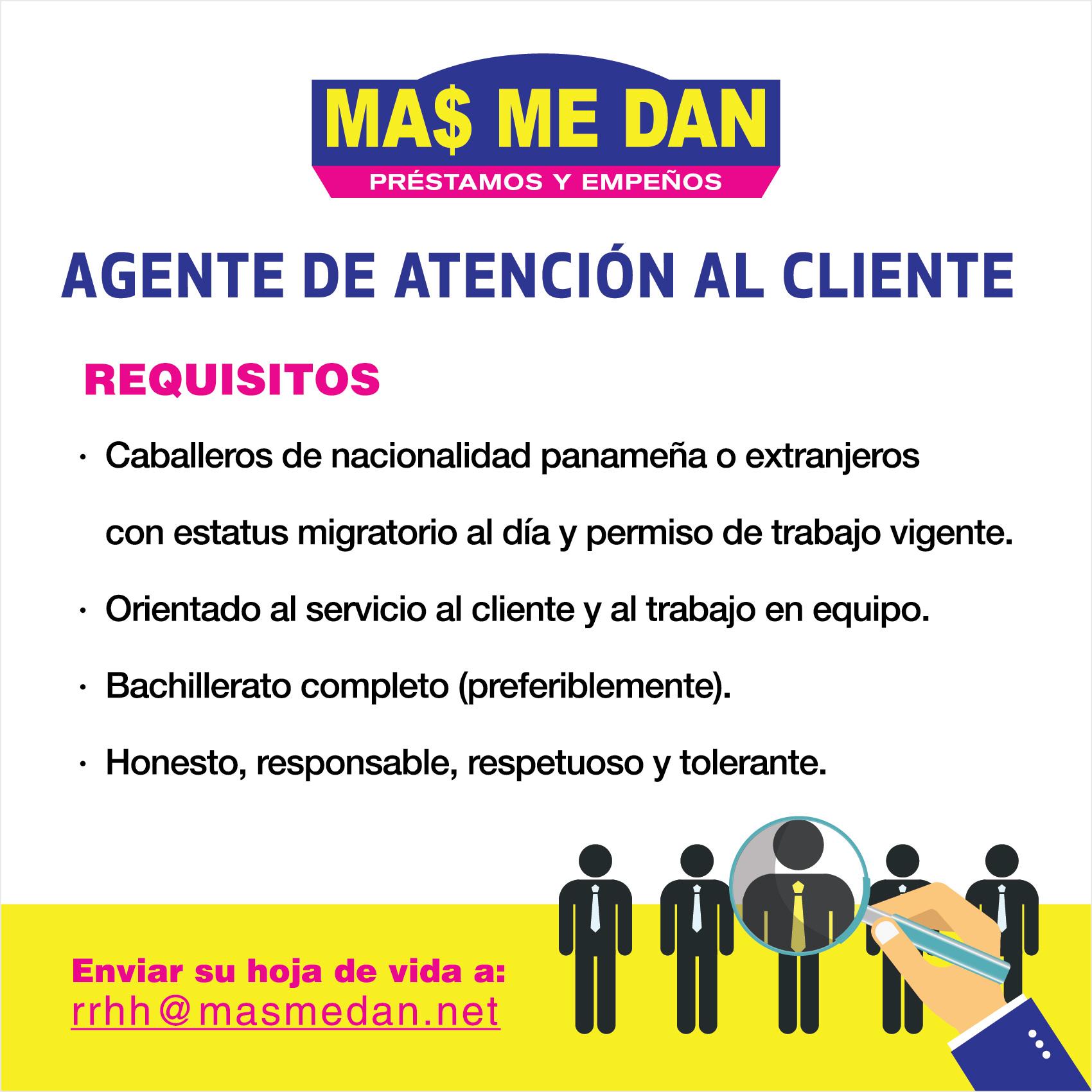 empleos de atencion a clientes